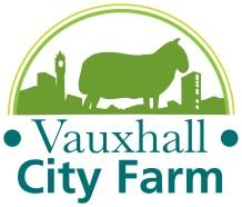 Vauxhall City Farm logo