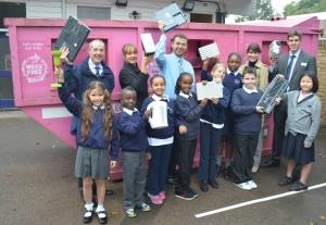 WEEE Schools Launch