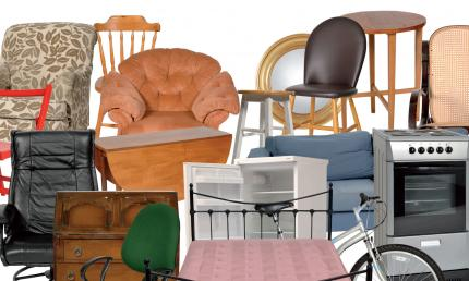 Give your unwanted items a second chance