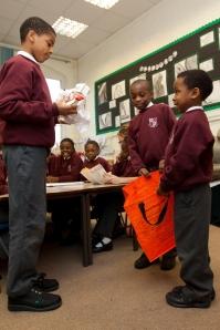 Recyling in schools